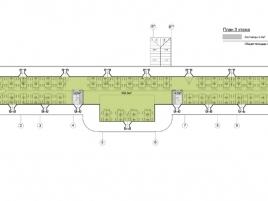 Лот № 3356, Аренда офисов в ЮВАО - План