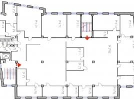 Лот № 3367, Офисный центр, Аренда офисов в ЦАО - План