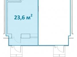 Лот № 3484, Продажа офисов в ВАО - План