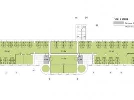 Лот № 3487, Особняк в Лефортово, Продажа офисов в ЮВАО - План