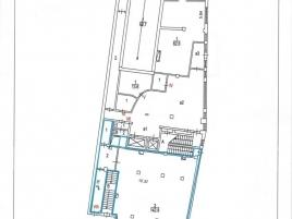 Лот № 3685, МФК «Novel House», Продажа офисов в ЦАО - План