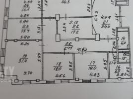 Лот № 3709, Продажа офисов в ЦАО - План