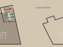 Лот № 3745, Аренда офисов в ЦАО - План