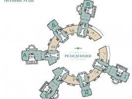 Лот № 378, Бизнес-центр Резиденция, Аренда офисов в Московская область - План