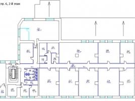 Лот № 382, Бизнес-парк Донской, Аренда офисов в ЮАО - План