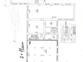 Лот № 3841, Аренда офисов в ЦАО - План