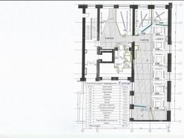 Лот № 3845, Аренда офисов в ЦАО - План