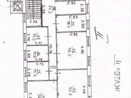 Лот № 3928, БЦ Головинские пруды, Продажа офисов в САО - План