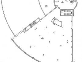 Лот № 3988, Бизнес-центр «Седьмой Континент», Аренда офисов в ЦАО - План