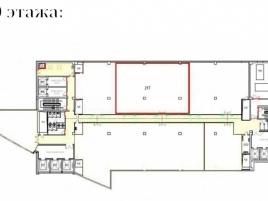 Лот № 4078, Лотте Плаза, Аренда офисов в ЦАО - План