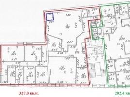 Лот № 4097, Бизнес-центр Чайка Плаза 8, Аренда офисов в ЦАО - План