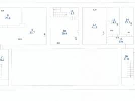 Лот № 4121, Аренда офисов в ЦАО - План