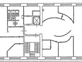 Лот № 4150, Фактория, Аренда офисов в САО - План