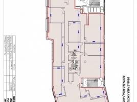 Лот № 4229, БЦ Riverside Towers, Аренда офисов в ЦАО - План