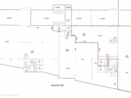 Лот № 4241, Олимпик Холл, Продажа офисов в ЦАО - План