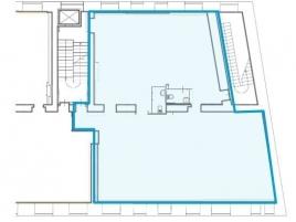 Лот № 4252, Деловой центр «Полянка 7», Продажа офисов в ЦАО - План