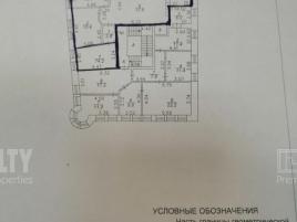 Лот № 4274, Административное здание, Продажа офисов в ЦАО - План