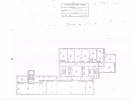 Лот № 4291, Продажа офисов в ЦАО - План