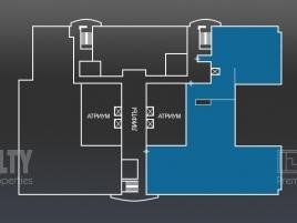 Лот № 4305, Северная Башня, Аренда офисов в ЗАО - План