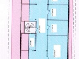 Лот № 4307, Бизнес Центр Трёхпрудный, Аренда офисов в ЦАО - План