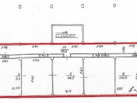 Лот № 4525, Аренда офисов в ЮАО - План