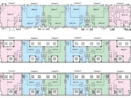 Лот № 4551, Деловой комплекс Платформа, Продажа офисов в ЦАО - План