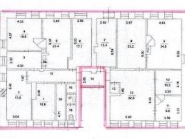 Лот № 4558, Продажа офисов в ЦАО - План