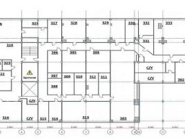 Лот № 456, Бизнес-центр Варшавская Плаза, Аренда офисов в ЮАО - План