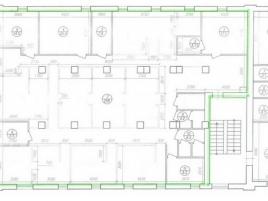 Лот № 457, Аренда офисов в ЮАО - План