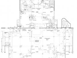 Лот № 4613, ОСЗ в ЖК «М-Парк», Продажа офисов в ЮЗАО - План