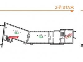 Лот № 4680, Парк Мира, Аренда офисов в СВАО - План