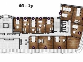 Лот № 4690, Клубный офис Cabinet Lounge, Аренда офисов в ЦАО - План