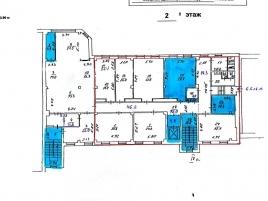 Лот № 4727, БЦ Солид-Кама, Аренда офисов в СВАО - План