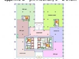 Лот № 4822, Бизнес Центр «Белые Сады», Аренда офисов в ЦАО - План