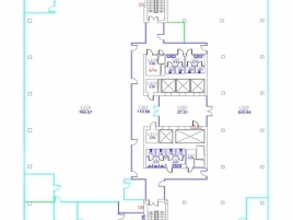 Лот № 4830, Бизнес-центр Смольный, Аренда офисов в САО - План