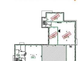 Лот № 4876, Парк Мира, Продажа офисов в СВАО - План