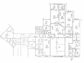 Лот № 4925, Продажа офисов в ЦАО - План