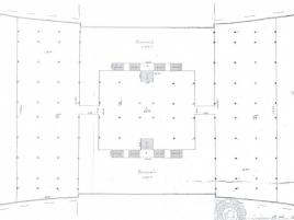 Лот № 4962, ТК Ангар Авто, Продажа офисов в Московская область - План