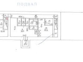 Лот № 5006, Продажа офисов в ЦАО - План