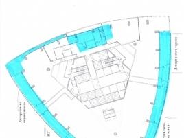 Лот № 5038, Москва-сити, Башня Федерация (Запад), Продажа офисов в ЦАО - План