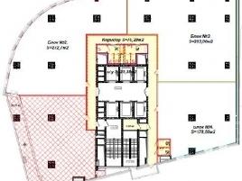Лот № 5082, БЦ Victory Plaza, Аренда офисов в САО - План