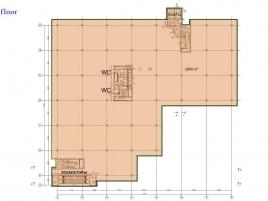 Лот № 5089, Бизнес-центр Premium: West, Аренда офисов в ЗАО - План