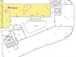 Лот № 5103, Торгово-офисный комплекс Midland Plaza, Аренда офисов в ЦАО - План