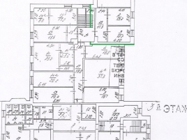 Лот № 5127, Аренда офисов в ЦАО - План