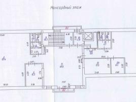 Лот № 5131, Продажа офисов в САО - План