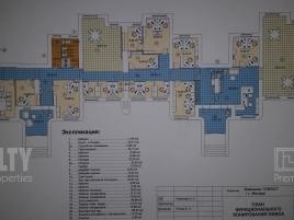 Лот № 5169, Аренда офисов в ЮАО - План