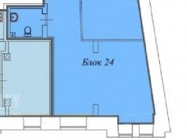 Лот № 5212, Деловой центр «Полянка 7», Аренда офисов в ЦАО - План