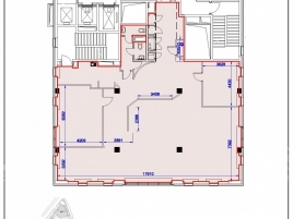 Лот № 5226, БЦ Riverside Towers, Аренда офисов в ЦАО - План