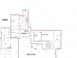 Лот № 5311, Аренда офисов в ЮВАО - План