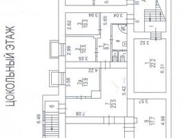 Лот № 5320, Продажа офисов в ЦАО - План